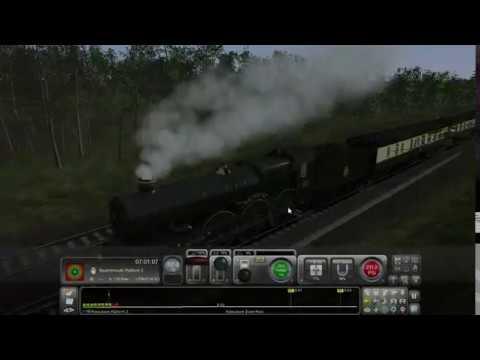 Train Simulator 2020 Castle class.  