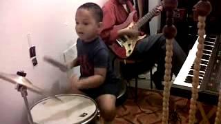 Dwayne Ferraro, le sens du rythme
