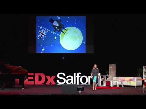 Science and Storytelling | Lucy Hawking | TEDxSalford
