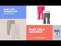 Baby Girls Leggings Baby Girl Fashion On Amazon