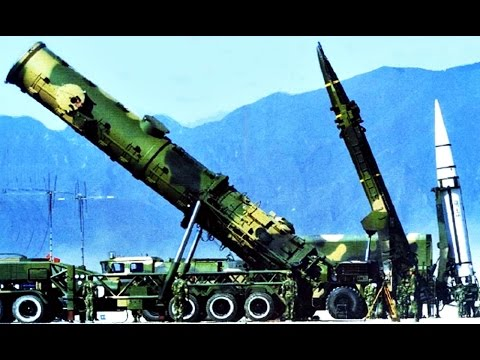 TOP 5 MILITARY POWERS IN ASIA | 2016