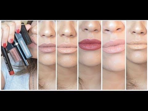 5 favourite lip swatches mirasmuse youtube