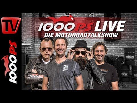 1000PS Live  - Die Motorradtalkshow - Duke 790 Test