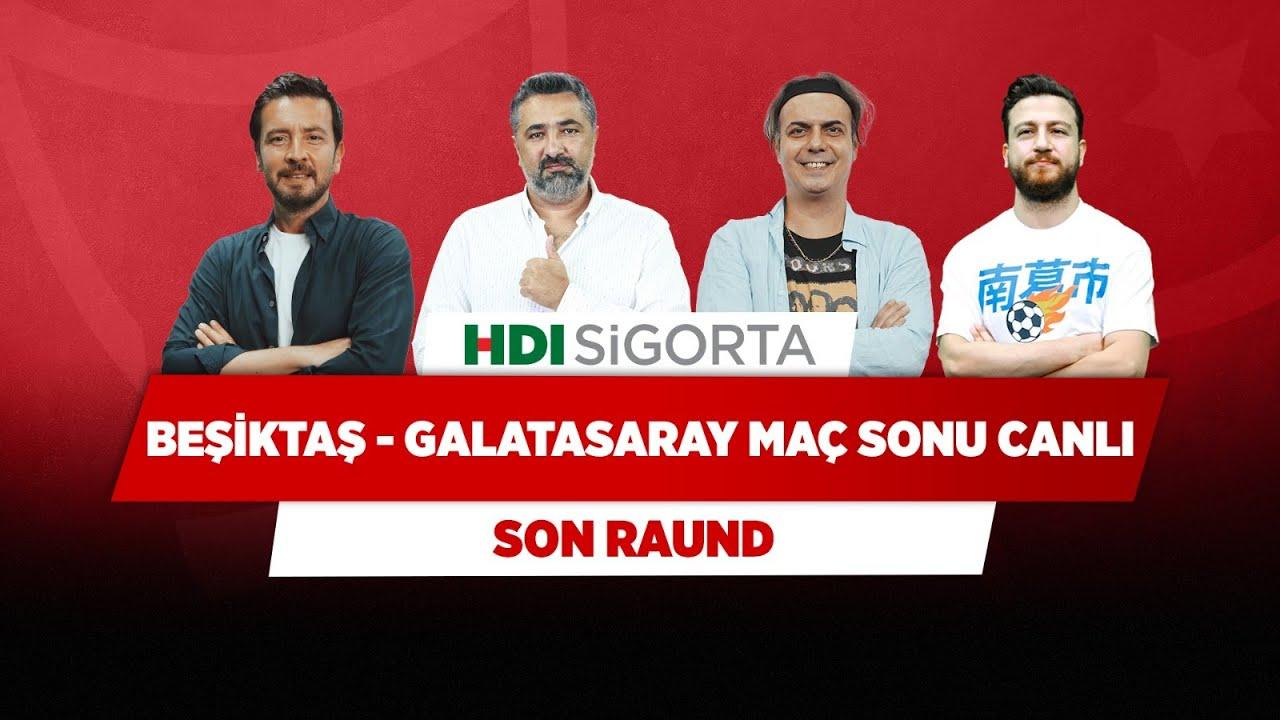 Download Beşiktaş-Galatasaray Maç Sonu Canlı | Ersin D & Serdar Ç. & Ali E. & Uğur @Karakullukcu  | Son Raund