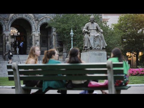 Georgetown University to offer preferred admission to descendants of former slaves