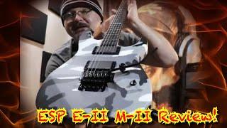 ESP E-II M-II Urban Camo, Red Neck Review!�� ����