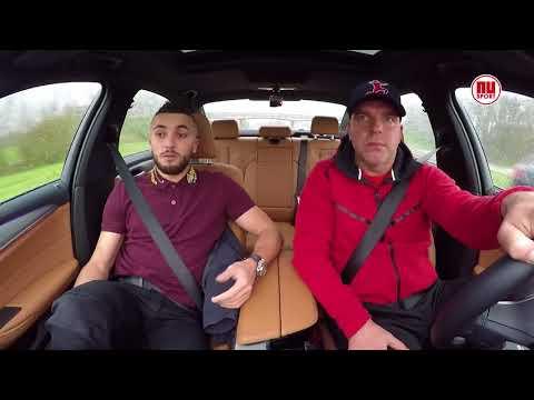 Bij Andy in de auto: Labyad verklapt mogelijke transfer naar Nederlandse topclub
