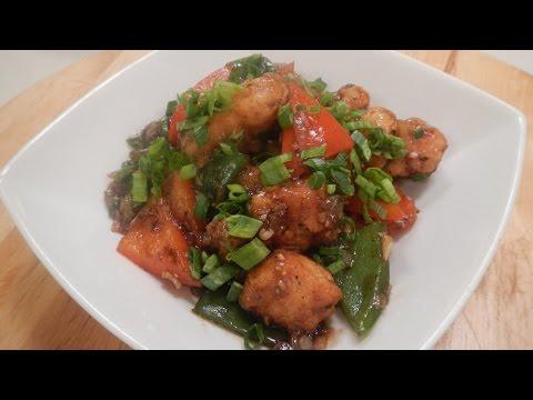 Salt Pepper Chicken   Sanjeev Kapoor Khazana
