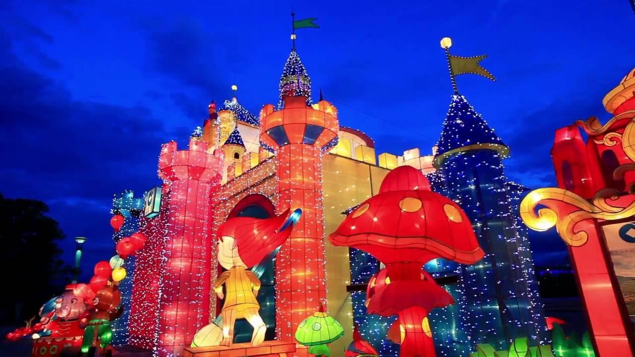 Lantern Light Festival - YouTube