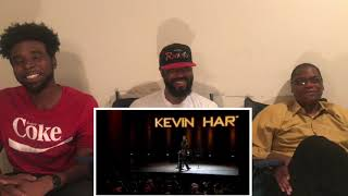 Kevin Hart First Time Cursing Reaction