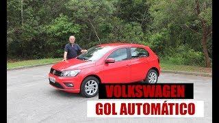 VW Gol 1.6 MSI Automático - Teste com o Emilio Camanzi