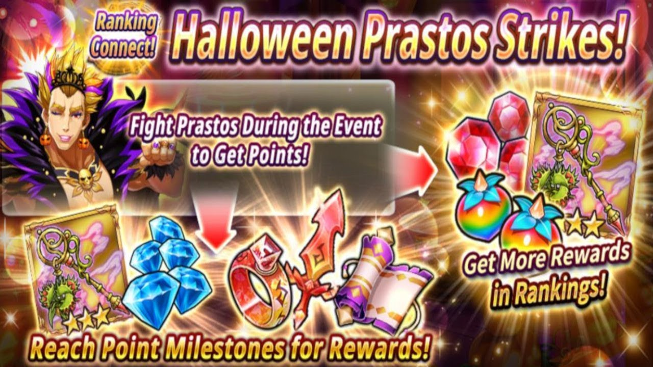 Halloween Prastos Team - Valkyrie Connect