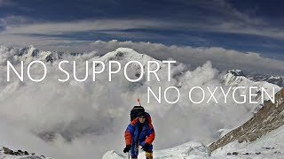 Annapurna 8091m Expedition / without suppl. oxygen to one of the most dangerous summits