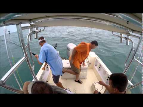 Port Aransas, Texas Shark Fishing