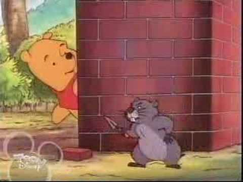 MIchael Gough is the voice of Gopher on Winnie the Pooh
