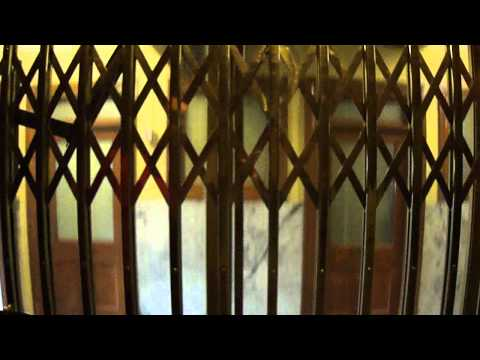 1914 Otis Traction Elevator @ Smith Tower, Seattle,WA (Up).MP4