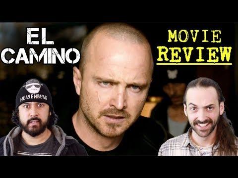EL CAMINO: A Breaking Bad Movie - REVIEW!!! (Non Spoiler & Spoiler Talk)