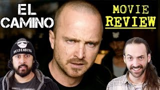 EL CAMINO: A Breaking Bad Movie - REVIEW!!! (Non Spoiler & Spoiler Talk)