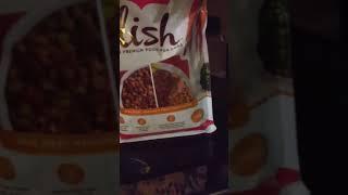 Dish dog food review