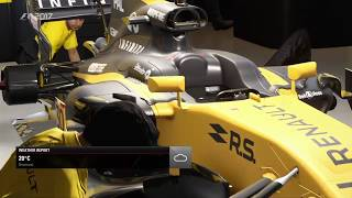 F1 2017 Career Mode Part 59 COTA Car setup R&D Practice & quali