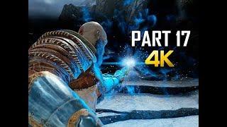 GOD OF WAR Gameplay Walkthrough Part 17 - Black Breath (PS4 PRO 4K Commentary 2018)