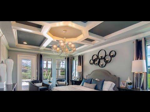 False ceiling design 2020 ! Bedroom gypsum ceiling - YouTube
