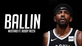 "Kyrie Irving Mix - ""Ballin"" - NETS HYPE (CLEAN) 2019 ᴴᴰ"