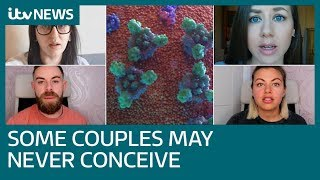 Coronavirus means some couples may never conceive as Covid-19 puts IVF on hold | ITV News