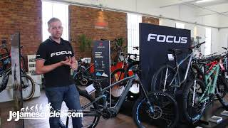 Focus Sam2 Electric Mountain Bike 2018