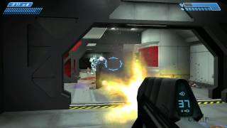 Halo 1: Combat Evolved Gameplay (PC HD)