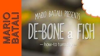 How to De-Bone a Fish