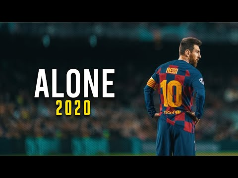 Lionel Messi 2020 ► Alan Walker & Ava Max - Alone, Pt. II  ► HD