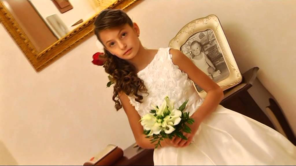 La prima comunione di rosanna youtube for Foto di zig e sharko