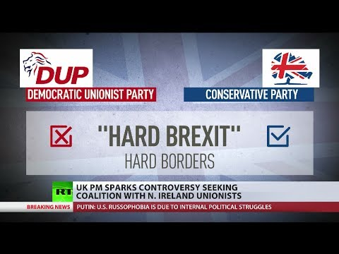 What would DUP-Tory coalition stand for?