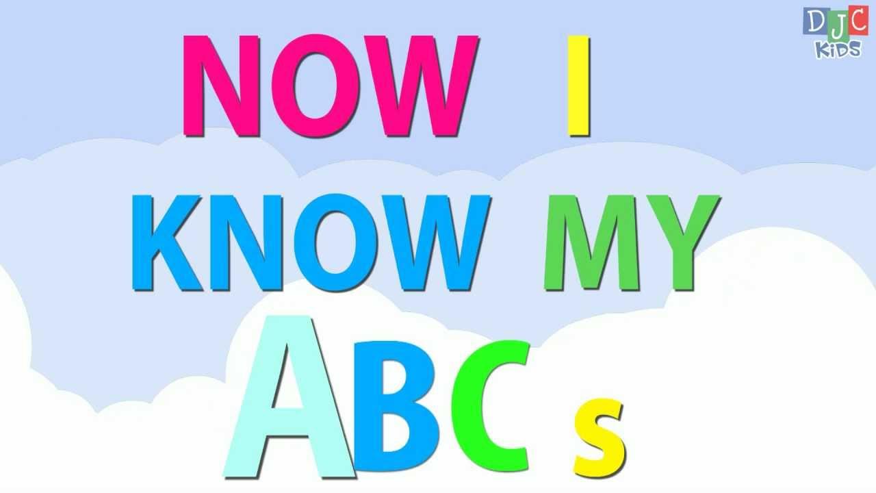 abc karaoke fun animated video for kids youtube - Periodic Table Karaoke