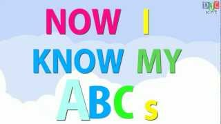 ABC Karaoke! Fun Animated Video for Kids!