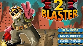 Building Blaster 2 Level 1-18 Walkthrough