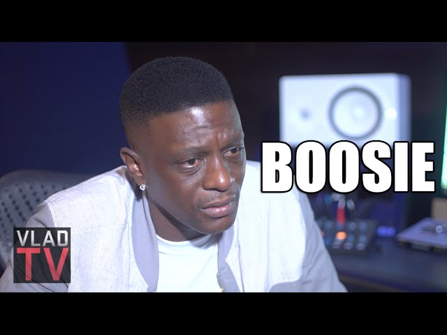 "Boosie Says They're Trying to Make Everyone Gay for Monetary Gain, ""I'm Scared for Kids"""