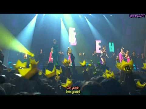 GD & TOP feat BOM - Oh Yeah ~ Big Show 2011 [Legendado]