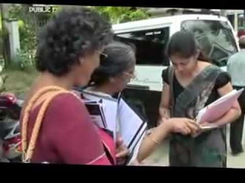 University Teachers Signature Campaign - Kurunegala Town