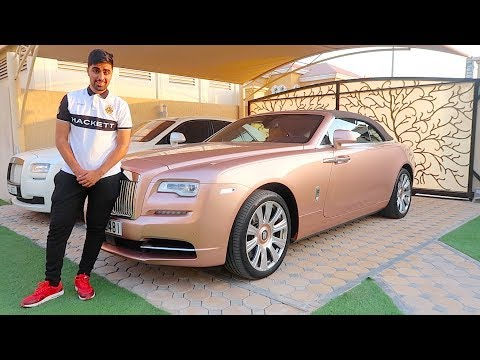 Thumbnail: A DAY WITH A $400,000 ROLLS ROYCE DAWN !!!