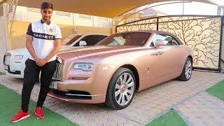 A DAY WITH A $400,000 ROLLS ROYCE DAWN !!!