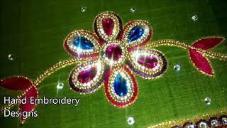 Hand Embroidery Designs Turkiye Vlip Lv