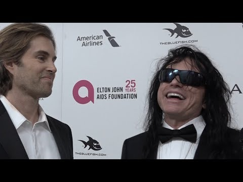 """Tommy Wiseau Interview: """"My Dream Came True"""""""