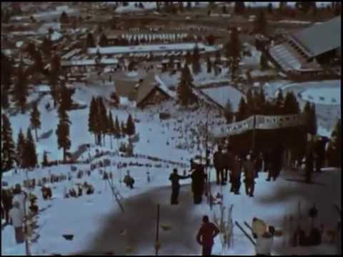 Flame in the snow: an official film of the VIII Olympic Winter Games (1960)
