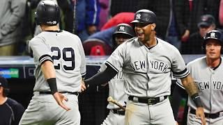 Yankees de Nueva York eliminan a los Indios de Cleveland