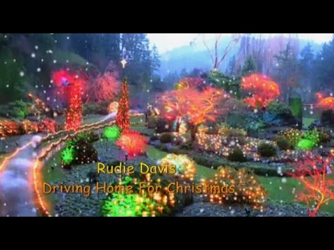 Rudie Davis   Driving Home For Christmas