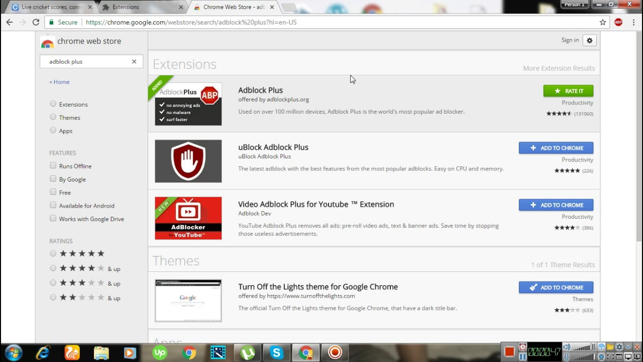download abp for chrome