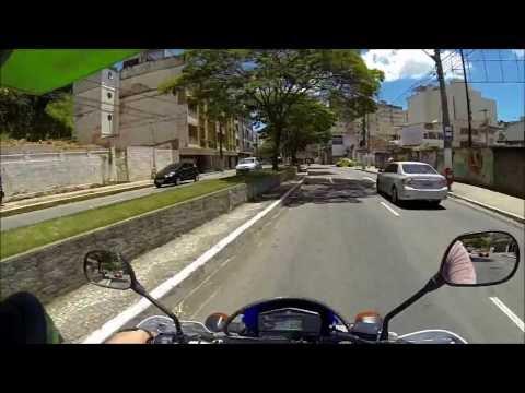 Yamaha XTZ 250 LANDER - Quanto custa pra manter esta moto ? Motovlog LUAN JUIZ DE FORA