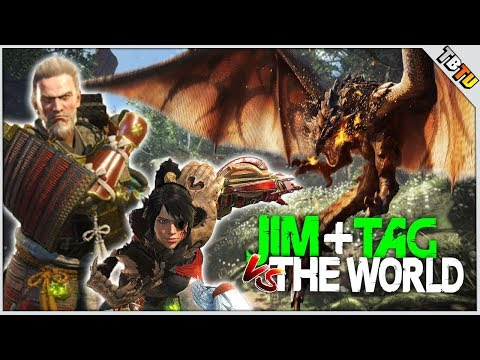 JIM & TAG Vs The World E2  - A Fiery Throne and A tyrant Bel